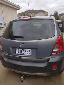 2011 Holden Captiva Wagon with low kms. Warragul Baw Baw Area Preview