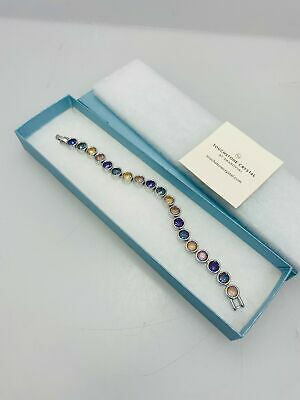 Touchstone Crystal Swarovski Delight Ice Bracelet
