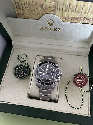 Rolex Submariner Date 116610LN 40mm Black Stainless Steel Box and Papers 2019