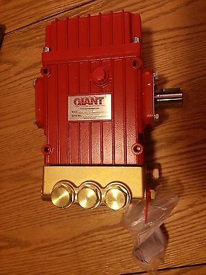 Car Wash Giant P318a Wash Prep Pump Nib No Reserve  Pressure Pump Cat P318a