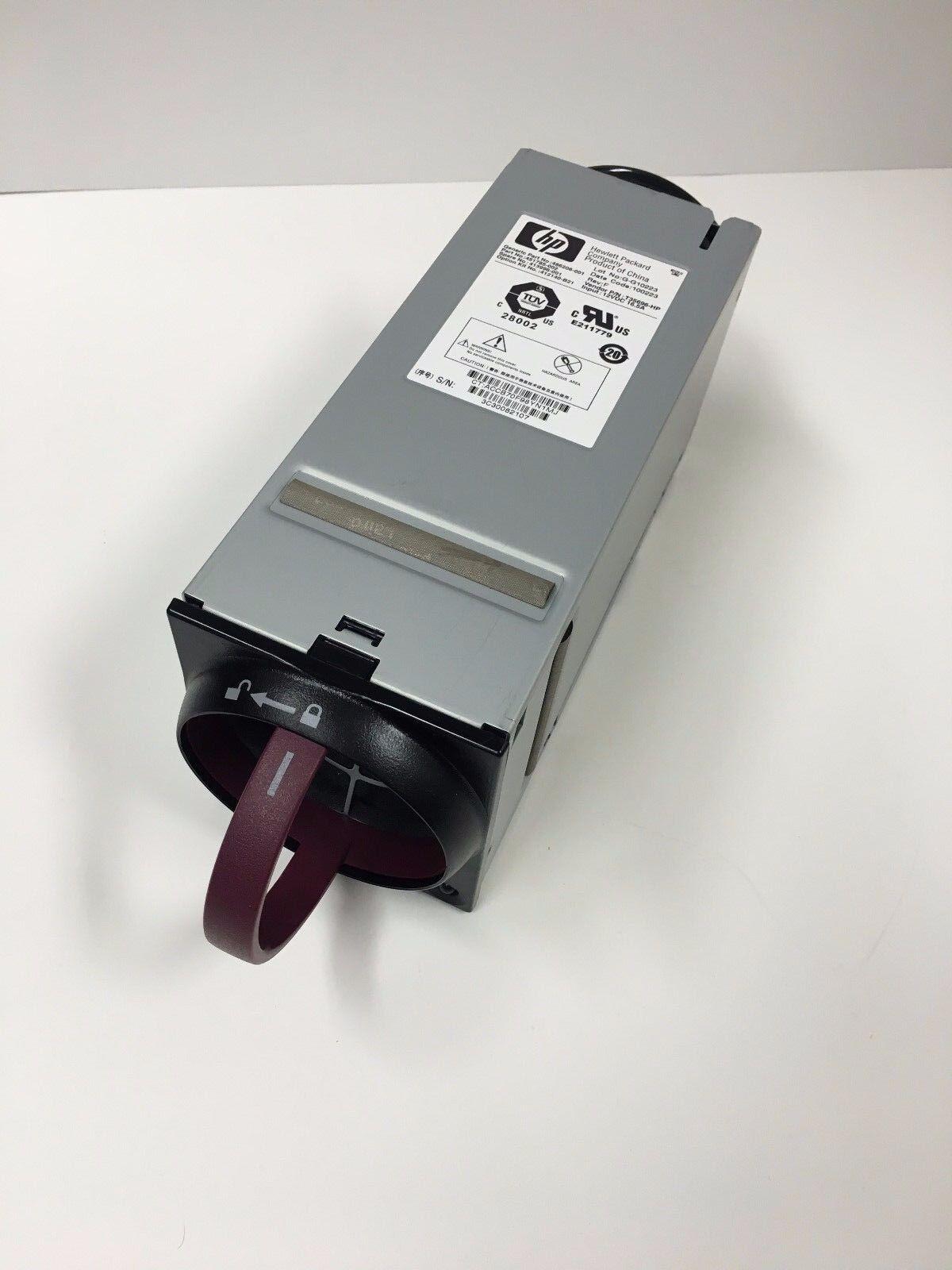 LOT OF 4 HP 412140-B21 BLC7000 Enclosure Single Fan Option 413996-001 389537-001