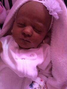 Reborn Doll Asleep
