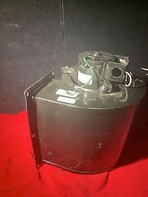 Fasco 2.9a 1600 Rpm Squirrel Cage Blower 9 Inch Opening