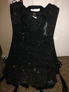 Paintball bounce vest