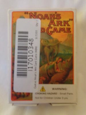Noahs Ark Card Game -