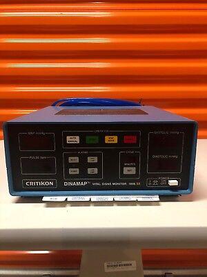 Critikon Dinamap Vital Signs Monitor 1846 Sx Medical Equipment