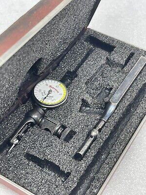 Starrett 711 Last Word Dial Test Indicator Wcase Body Clamp Shank Lot N