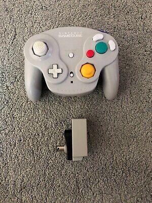 Nintendo Gamecube Wavebird Wireless Controller Nintendo Wavebird Gamecube Controller