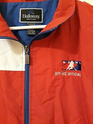 NAHL Off Ice XL Jacket Hockey Official
