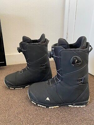 Burton Photon BOA Men's Snowboard Boots, UK 9 Black 2020