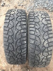 Two new tires 195/65r15