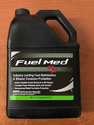 Yamaha Fuel Med Treatment   Stabilizer Gallon Bottle Motorcycle Atv Scooter Oe