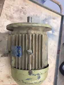 5hp 3 phase electric motor