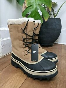 Sorel Caribou Snow Boots shoes brand new in box