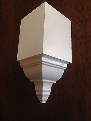 Crown Moulding oversized inside Corner plinth Blocks 5