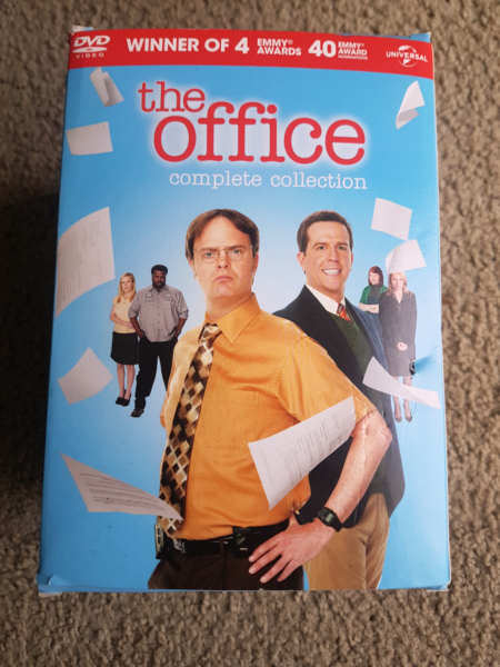 The Office Complete Box Set