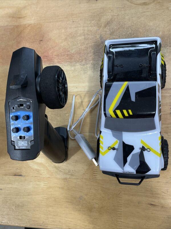 Element Enduro24 Sendero 1/24 4WD RTR Scale Driven 5 Mins Inside (Black/Yellow)