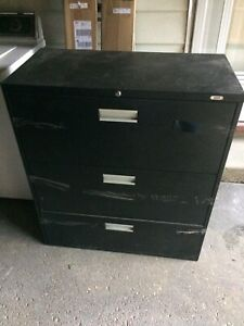 Staples brand filing cabinets