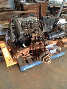 Diesel motor and gearbox L200 Mitsubishi Ulverstone Central Coast Preview