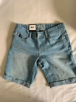 Brand new with tags girls 10y jean shorts