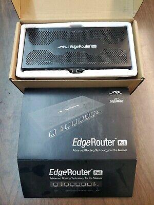 Ubiquiti EDGErouter PoE EdgeMax Router