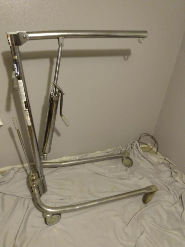Invacare Patient Body Hoist Lift Invacare Model 9800