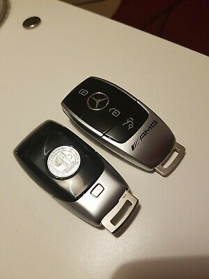 Mercedes AMG Schlüssel Abdeckung + Cover W213 W222 W205