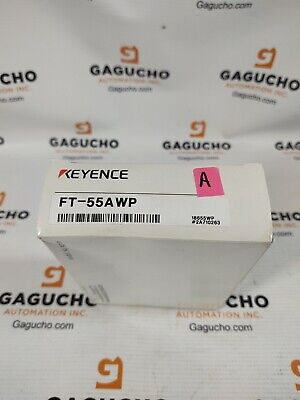 New Keyence Ft-55awp Infrared Thermosensor 12-24volts Class 2 Or Lps 1.6w New