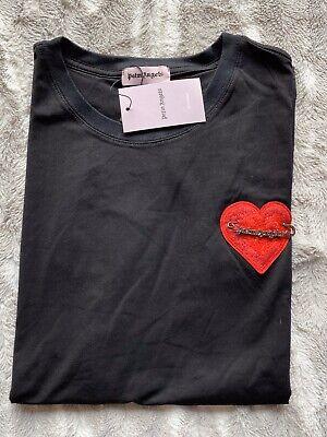 Black Palm Angels T Shirt Size M (Palm Angel)