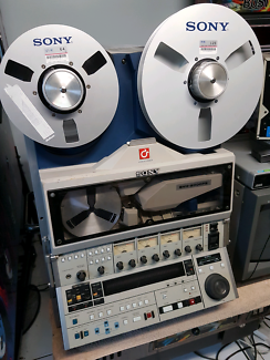 Wanted: Sony or Ampex broadcast 1 inch machines wanted any condition