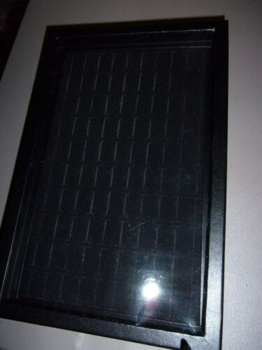 Ring Display Case 100 Slots clear Plastic Top USA Seller
