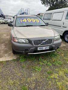 2002 VOLVO V70XC Campbellfield Hume Area Preview