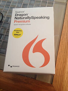 Selling New Dragon Software