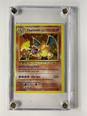Pokemon TCG - XY Evolutions - Charizard Holo Rare 11/108 - MINT, Free shipping!!