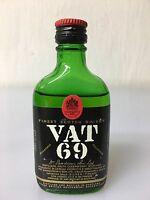 Mignon Miniature Vat 69 Finest Scotch Whisky 4cl 40% Vol - scotch - ebay.it