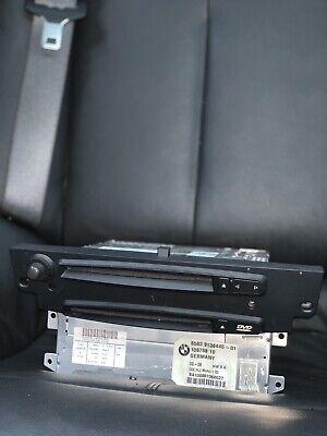 BMW E63 E60 (04-07) 650 645 M6 545 DVD CD PLAYER CCC AUDIO HEAD UNIT 6974914 OEM