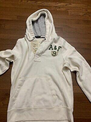 abercrombie mens hoodie XL