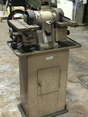 Hammond Of Kalamazoo Model 7 Carbide Tool Grinder