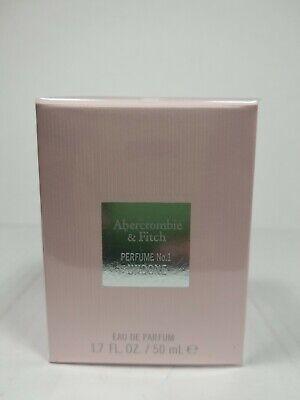 PERFUME NO. 1 UNDONE by ABERCROMBIE & FITCH 1.7 oz / 50 ml EDP SPRAY