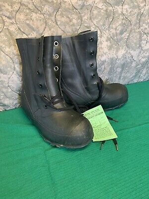 NEW Military Bootie Pair Intermediate Cold Wet Boot Inserts Size 8-8.5 R USGI