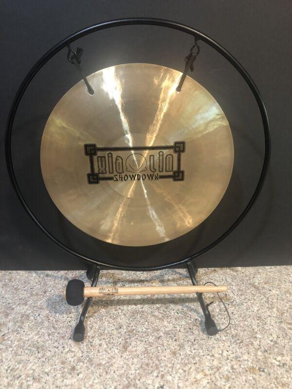 Woodstock Chimes Xiaolin Showdown Promo Gong Chinese Desktop Wind Gong