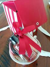 2 Body Shop gift boxes with cup and Cherry Blossom products Burns Beach Joondalup Area Preview