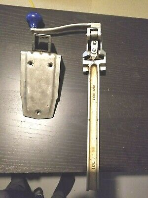 Edlund - No. 1 Commercial Can Opener With Mount - Used Working