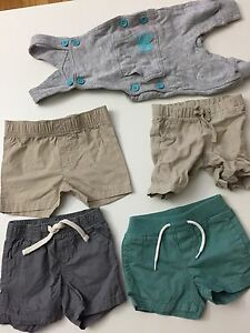 Baby boy clothes/ pants/ 0-3 months