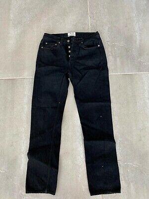 ACNE Studio Jeans size 32 VAN Black