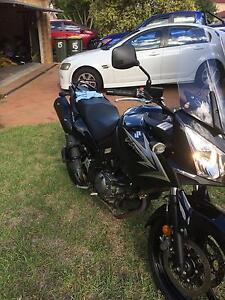 Suzuki 650DL 2009  VStrom  - Adventure Tourer - low Km's Glenwood Blacktown Area Preview