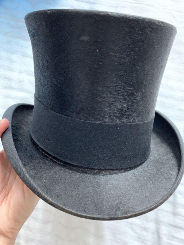 Vintage Top Hat , Sarnoffs NYC