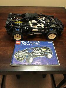 LEGO technic 8880 car