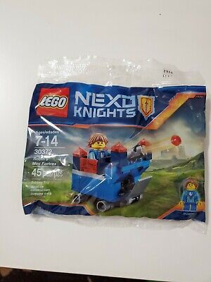 LEGO Nexo Knights 30372 Robin's Mini Fortrex 2016 New In Hand Great Party Favors