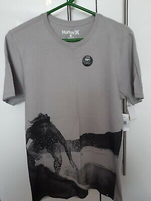 Hurley T Shirt, Made By Nike, Small NWT